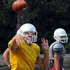 Starter: Rose-Hulman quarterback Mitch Snyder will start for the Engineers this football season.