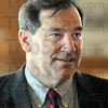 Candidate: Joe Donnelly visited Clabber Girl Tuesday afternoon as a candidate for U.S. Senate as a Democrat.