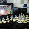 2011-08-06 - Micah's 3rd Birthday Party -  Buzz Lightyear cake and cupcakes and invitation (2)