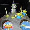 2011-08-06 - Micah's 3rd Birthday Party -  Buzz Lightyear cake