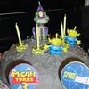2011-08-06 - Micah's 3rd Birthday Party -  Buzz Lightyear cake