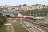 9 August 2011 :: 60074 approaches Severn Tunnel Junction while in charge of 6B13, the Robeston to Westerleigh oils