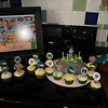 2011-08-06 - Micah's 3rd Birthday Party -  Buzz Lightyear cake and cupcakes and invitation (1)