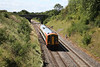 9 August 2011 :: South West Train liveried 158882 at Wickwar