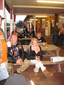 August Club Night at Bisley, 11 Aug 2011