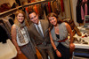 "(Denver, Colorado, Aug. 16, 2011)<br /> With Brunello Cucinelli in New York:  Pieternell Walter, Geoff Schneiderman, and Saskia Aardewijn.  The ""Be Beautiful Be Yourself"" kickoff event at Andrisen Morton in Denver, Colorado, on Tuesday, Aug. 16, 2011.<br /> STEVE PETERSON"