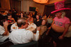 (Denver, Colorado, Aug. 27, 2011)<br /> Randy Baham entertains guests.  Celebrity Waiter event, a Concerts for Kids benefit, at Shanahan's Steak House in Denver, Colorado, on Saturday, Aug. 27, 2011.<br /> STEVE PETERSON