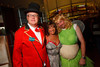 (Denver, Colorado, Aug. 27, 2011)<br /> Tim Jackson, Christie Isenberg, and Matt Dyer.  Celebrity Waiter event, a Concerts for Kids benefit, at Shanahan's Steak House in Denver, Colorado, on Saturday, Aug. 27, 2011.<br /> STEVE PETERSON