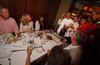 (Denver, Colorado, Aug. 27, 2011)<br /> Charlie Fote, Mark McIntosh, and Tim Jackson.  Celebrity Waiter event, a Concerts for Kids benefit, at Shanahan's Steak House in Denver, Colorado, on Saturday, Aug. 27, 2011.<br /> STEVE PETERSON