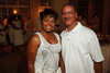 (Denver, Colorado, Aug. 27, 2011)<br /> Faye Wilson Tate and Brent Turner.  Summer White Party, hosted by the Urban League of Metropolitan Denver, at Green Gables Country Club in Denver, Colorado, on Saturday, Aug. 27, 2011.<br /> STEVE PETERSON