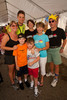 (Golden, Colorado, Aug. 28, 2011)<br /> Ted King and family.  The USA Pro Cycling Challenge, Stage 6, from Denver to Golden, Colorado, on Sunday, Aug. 28, 2011.<br /> STEVE PETERSON