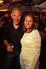 (Denver, Colorado, Aug. 28, 2011)<br /> Phil and fan, Rachel.  After party for the USA Pro Cycling Challenge at the Rio Grande Mexican Restaurant in Denver, Colorado, on Sunday, Aug. 28, 2011.<br /> STEVE PETERSON