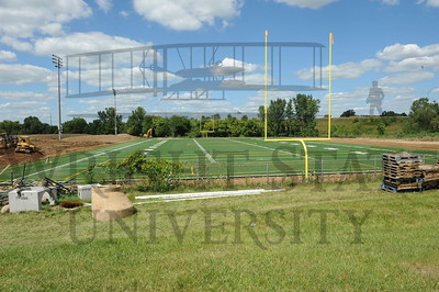 7060 Construction of the Rinzler Sports Complex 8-12-11