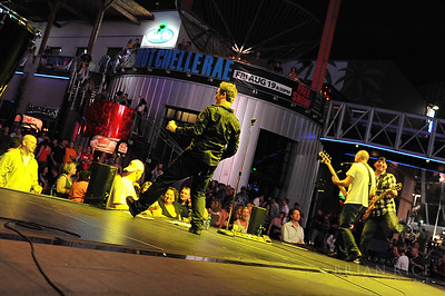 Rattle and Hum at the Power and Light District, August 12th, 2011