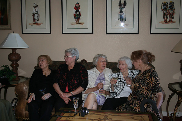 Aunt Marge's 90th BD