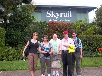Skyrail to Kuranda Rainforest