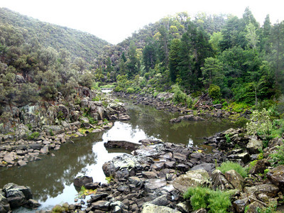 Cataract Gorge 2