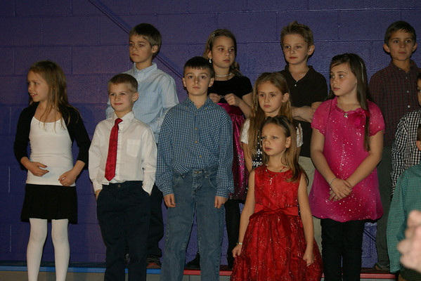 BE Holiday Concert