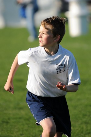 Boys U-11 Maumee Rockets vs. Findlay Blue