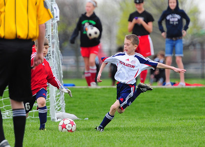 Boys U10 - Michigan Revolution Aftershock vs Delaware Knights