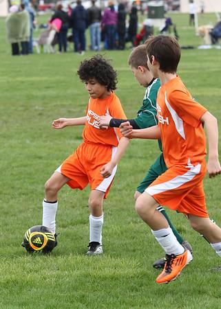 Boys U11 SC Alliance v Crush Kiwi