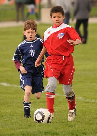 Boys U11 The Edge vs. Grand Lake United