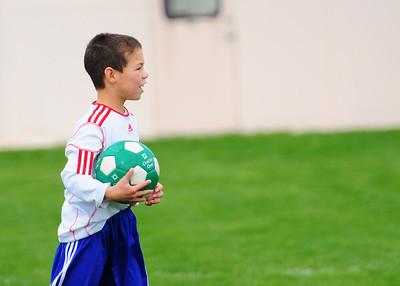Boys U9 - ESSL Arsenal vs AW United