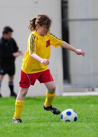 Girls U10 - ESSL Arsenal vs Bees Soccer Academy
