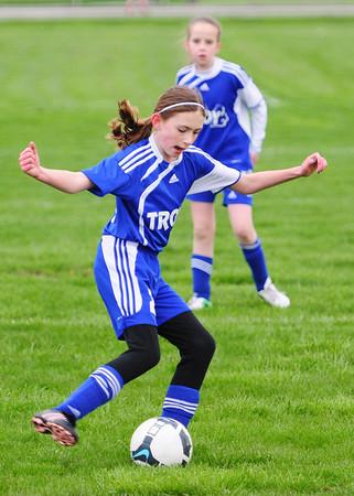 Girls U10 - Grand Lake United vs TSC Strikers