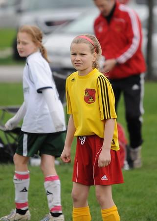 Girls U11 Everest vs. Bees Soccer Academy