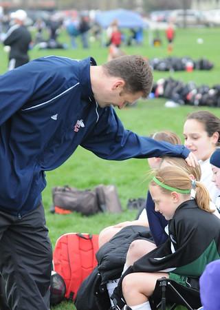 Girls U11 Everest vs. Pride SC Premier