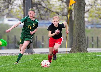 Girls U12 - FC Tippecanoe Tornados vs Oregon Crew