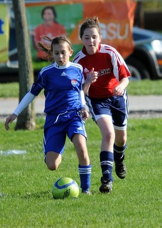 BG Spring Soccer Challenge 2011