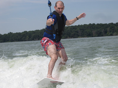 BOAT SURFING JULY 2011