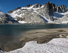 Who knew there were sandy beaches in the Enchantments!