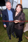 """Jeffrey Garten, Ina Garten attend Barefoot Under the Stars hosted by Ina Garten -""""The Barefoot Contessa"""" and  Alec Baldwin to benefit Group for the East End on Saturday, June 25, 2011 at Wölffer Estate Vineyards in Sagaponack, New York  PHOTO CREDIT: ©Manhattan Society.com 2011 by Christopher London"""