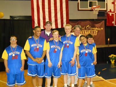 Basketball and OLOM Game