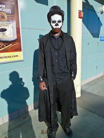 Dehj's costume
