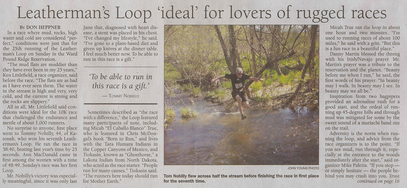 Bedford Record Review Article