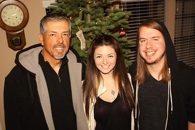 Harley, Taylor and Sam.