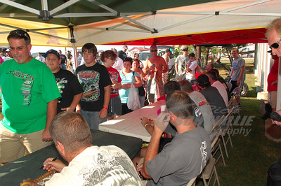 Autograph Session @ Bluegrass Speedway