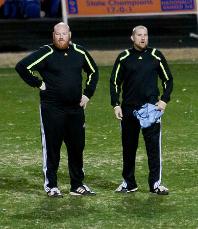 2011 Heritage Boys Coaches