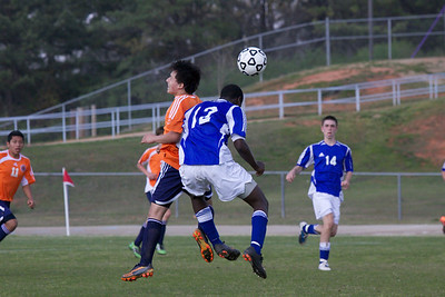 Boys JV Blue -vs- Habersham Central (03/19/11)