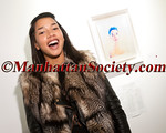 Hannah Bronfman attends Brad Livingstone Black Exhibition Opening on Wednesday, November 2, 2011 at Bosi Domjanovic Gallery at 48 Orchard Street (between Hester and Grand), New York City, NY. PHOTO CREDIT: ManhattanSociety.com by Chris London
