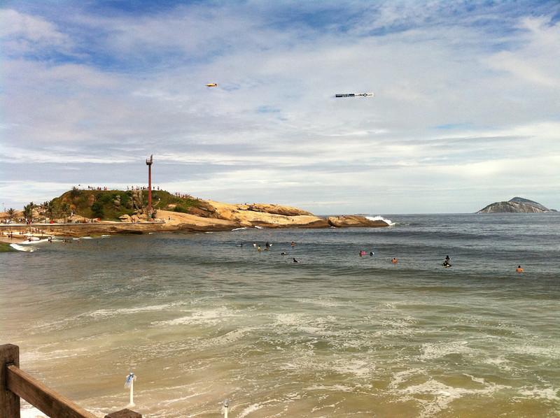 Ipanema beach - 1