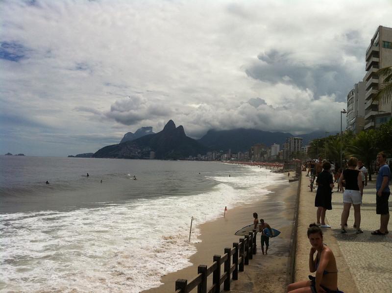 Ipanema beach - 2