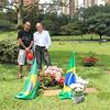 At Senna Grave