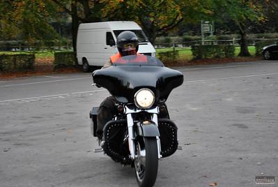 Breakfast ride, 6 Nov 2011