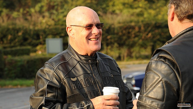 Brekkie Ride - Ozzie Style, 23 Oct 2011