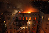 Bronx 8-6-11 : Bronx third alarm + at 1520 Sheridan Ave. on 8-6-11.